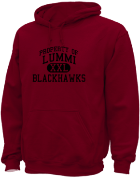 Lummi High School Hoodies