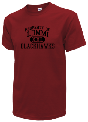 Lummi High School Kid T-Shirts
