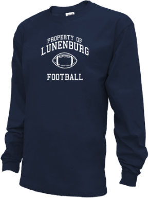 Lunenburg Middle School Kid Long Sleeve Shirts