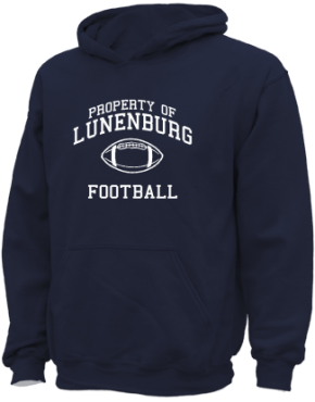 Lunenburg Middle School Kid Hooded Sweatshirts