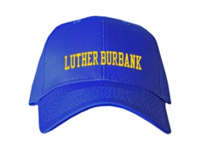 Luther Burbank High School Kid Embroidered Baseball Caps