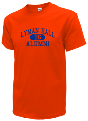 Lyman Hall High School T-Shirts