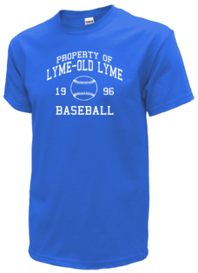 Lyme-old Lyme High School T-Shirts