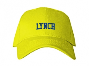 Lynch Elementary School Kid Embroidered Baseball Caps