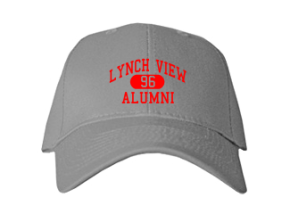 Lynch View Elementary School Embroidered Baseball Caps