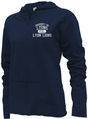 Lyons Elementary School Girls Zipper Hoodies