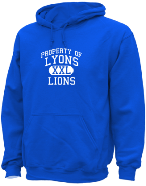 Lyons High School Hoodies