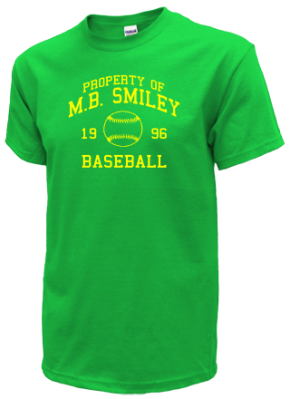 M.b. Smiley High School T-Shirts