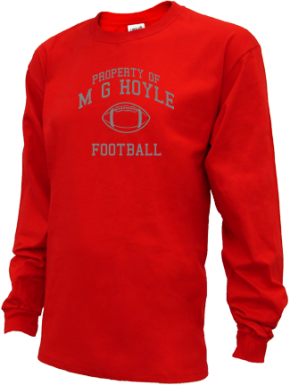 M G Hoyle Elementary School Kid Long Sleeve Shirts