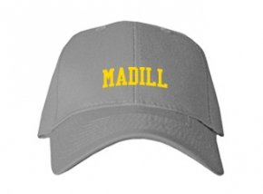 Madill High School Kid Embroidered Baseball Caps