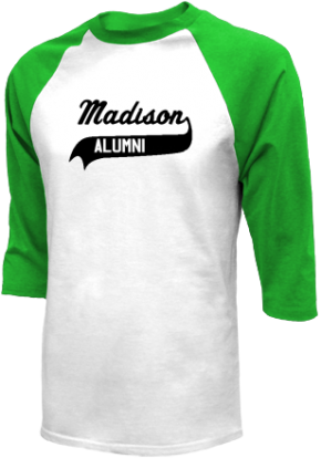 Madison Elementary School Raglan Shirts