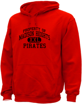 Madison Heights High School Hoodies