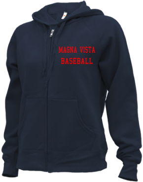 Magna Vista High School Zip-up Hoodies
