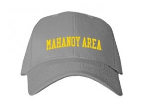 Mahanoy Area High School Kid Embroidered Baseball Caps