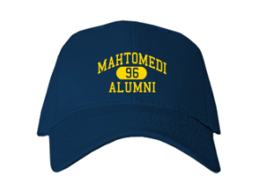 Mahtomedi High School Embroidered Baseball Caps