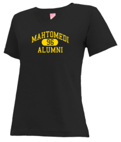 Mahtomedi High School V-neck Shirts