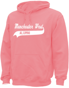 Manchester West High School Hoodies