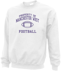 Manchester West High School Sweatshirts