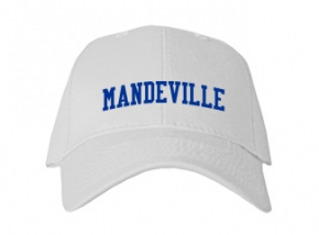 Mandeville High School Kid Embroidered Baseball Caps
