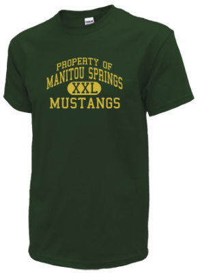 Manitou Springs High School Kid T-Shirts