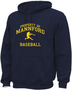 Mannford High School Hoodies