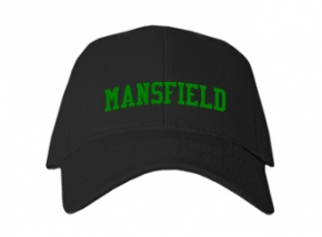Mansfield High School Kid Embroidered Baseball Caps