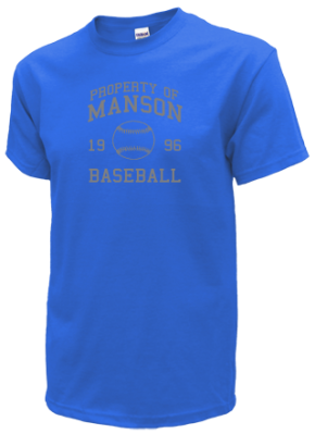 Manson High School T-Shirts