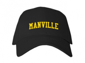 Manville High School Kid Embroidered Baseball Caps