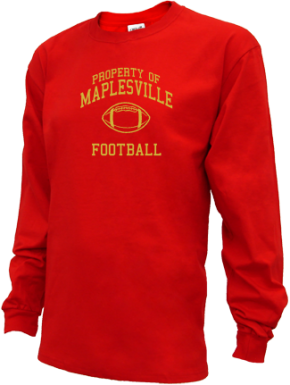 Maplesville High School Kid Long Sleeve Shirts