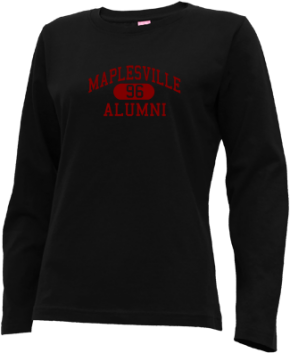 Maplesville High School Long Sleeve Shirts