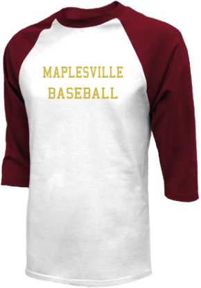 Maplesville High School Raglan Shirts