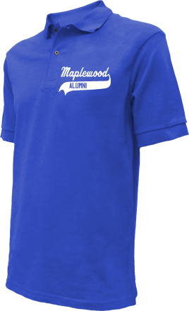 Maplewood Elementary School Embroidered Polo Shirts