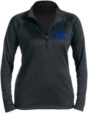 Maranacook Community Middle School Stretch Tech-Shell Compass Quarter Zip