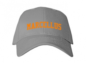Marcellus High School Kid Embroidered Baseball Caps