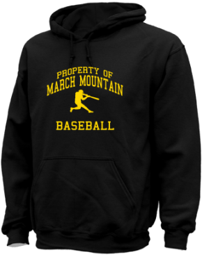 March Mountain High School Hoodies