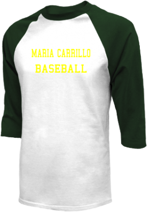Maria Carrillo High School Raglan Shirts