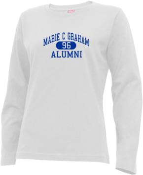 Marie C Graham Elementary School Long Sleeve Shirts