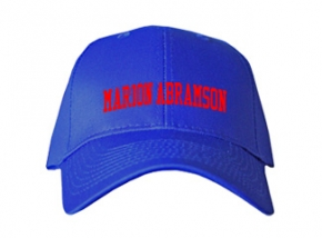 Marion Abramson High School Kid Embroidered Baseball Caps