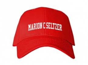 Marion C Seltzer School Kid Embroidered Baseball Caps
