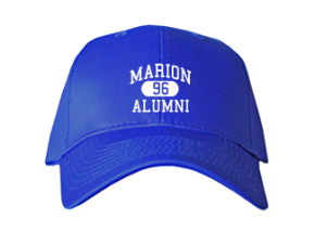 Marion Elementary School Embroidered Baseball Caps