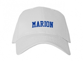 Marion Elementary School Kid Embroidered Baseball Caps