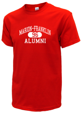 Marion-franklin High School T-Shirts