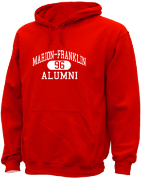 Marion-franklin High School Hoodies