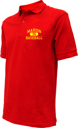 Marion High School Embroidered Polo Shirts