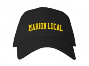 Marion Local High School Kid Embroidered Baseball Caps