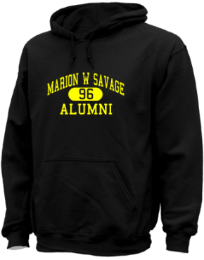 Marion W Savage Elementary School Hoodies