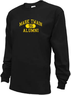 Mark Twain Elementary School Long Sleeve Shirts