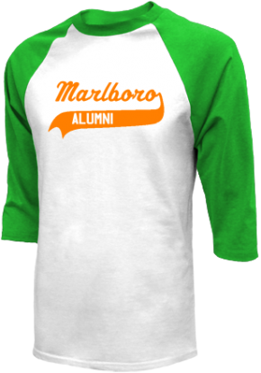 Marlboro Middle School Raglan Shirts