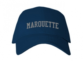 Marquette High School Kid Embroidered Baseball Caps