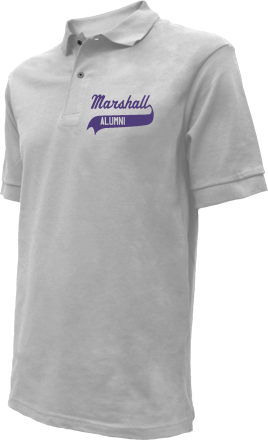 Marshall Elementary School Embroidered Polo Shirts